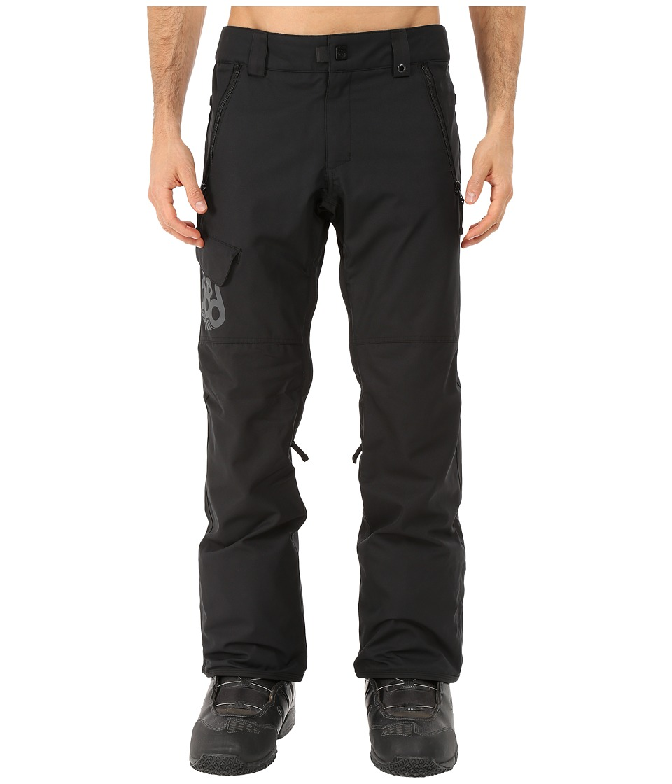 686 - Authentic Rover Pants (Black 1) Men's Casual Pants