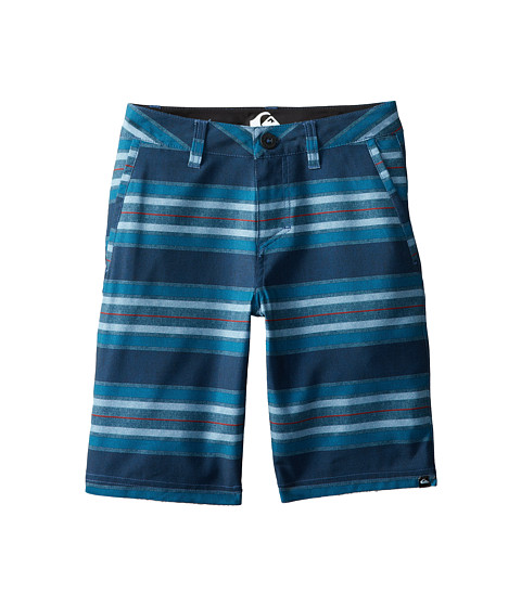 Quiksilver Kids - Stripe Amphibian (Big Kids) (Navy Blazer) Boy
