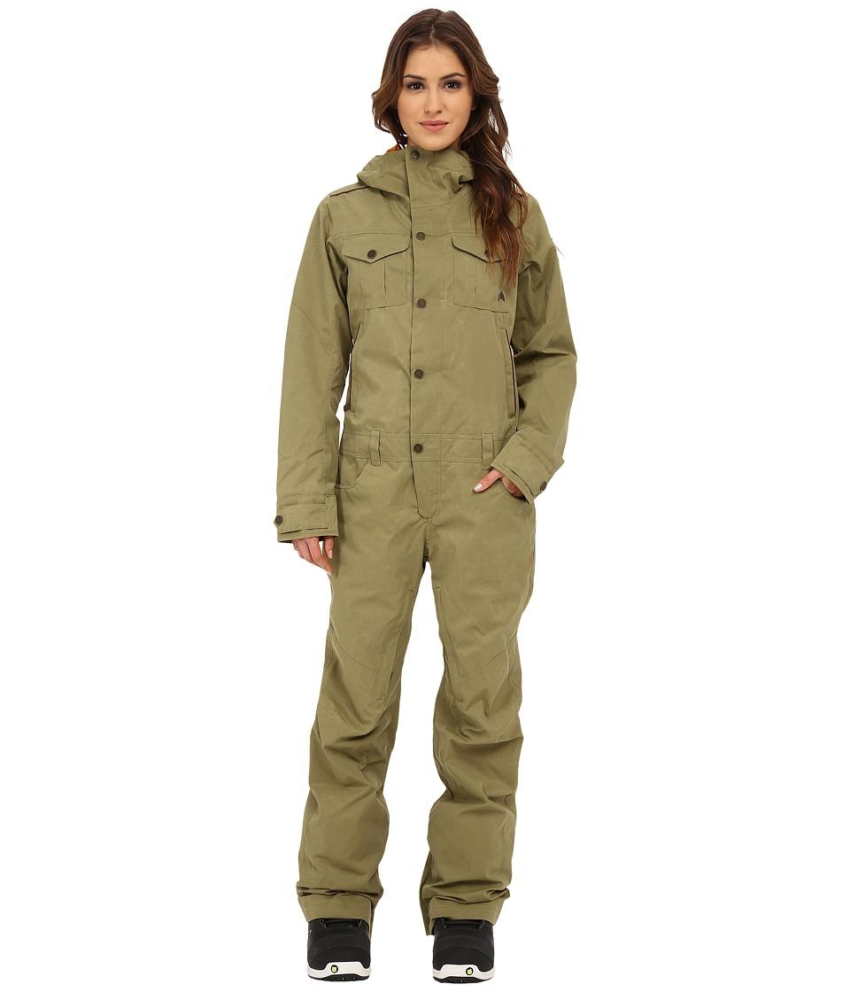 5d2c5f934 UPC 632059907186 product image for Burton - Riley One-Piece (Algae) Women's  Overalls ...