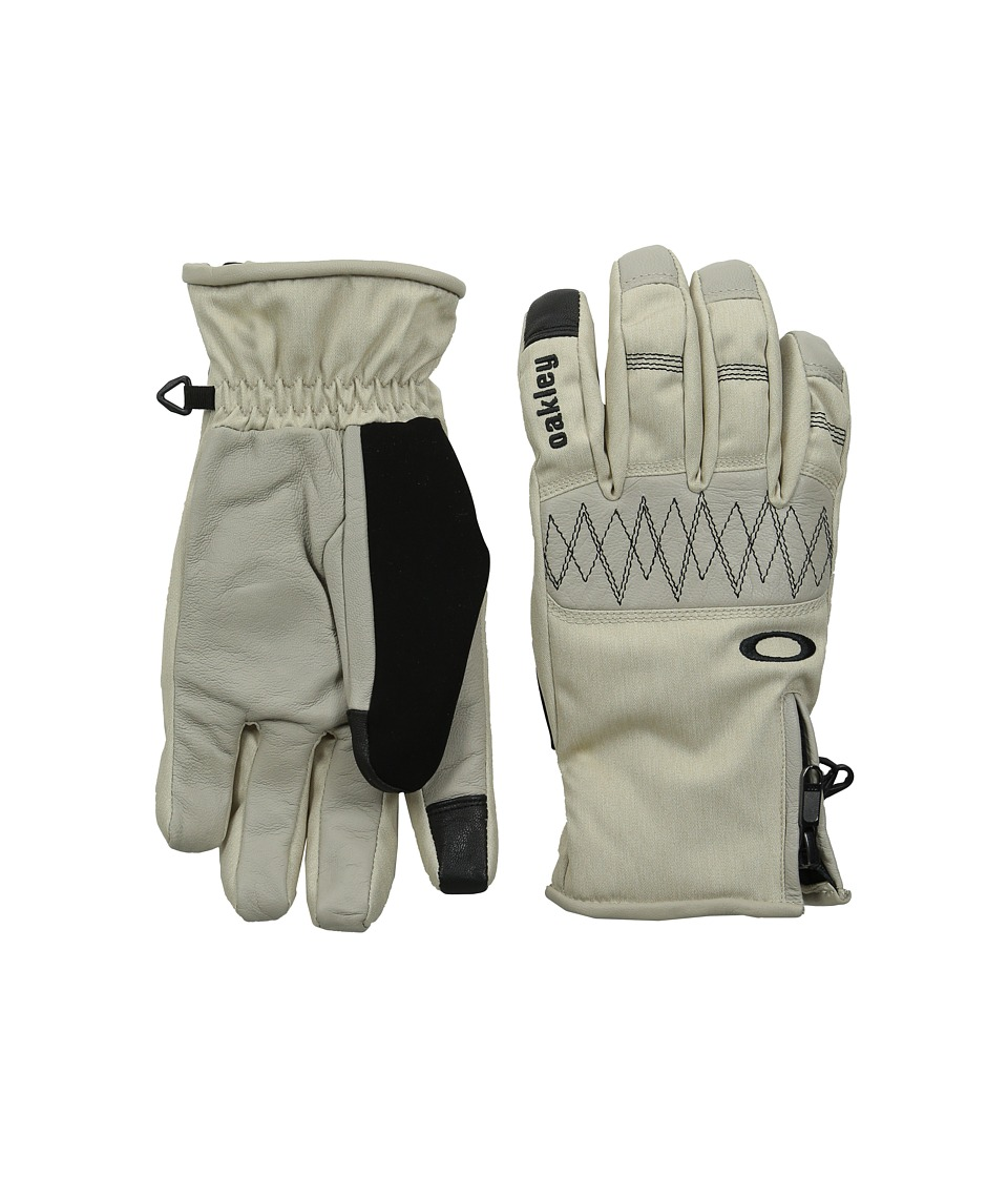 Oakley - Five Lakes Glove (Wood Gray) Extreme Cold Weather Gloves