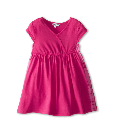 Splendid Littles - Tie-Dye Dress (Toddler) (Hot Pink) Girl's Dress