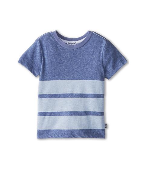 Splendid Littles - Triblend Short Sleeve Tee (Toddler) (Royal Blue) Boy's T Shirt