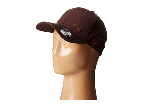 Oakley - Metal Square O (Dark Sienna) Caps