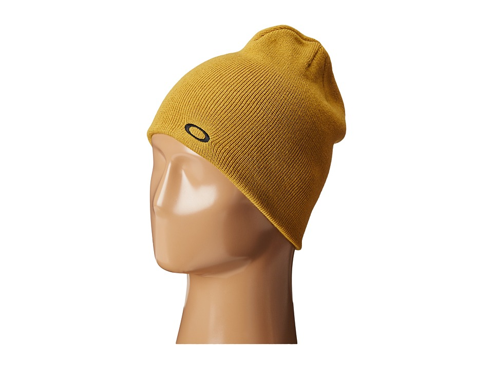 Oakley - Fine Knit Beanie (Copper Canyon) Knit Hats