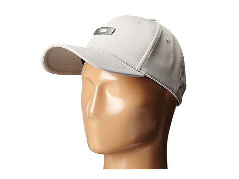 Oakley - Metal Gas Can Cap 2.0 (Stone Gray) Caps