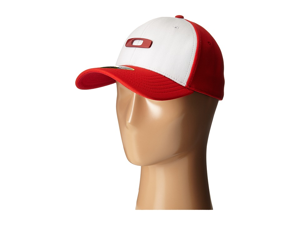 Oakley - Metal Gas Can Cap 2.0 (White/Red) Caps