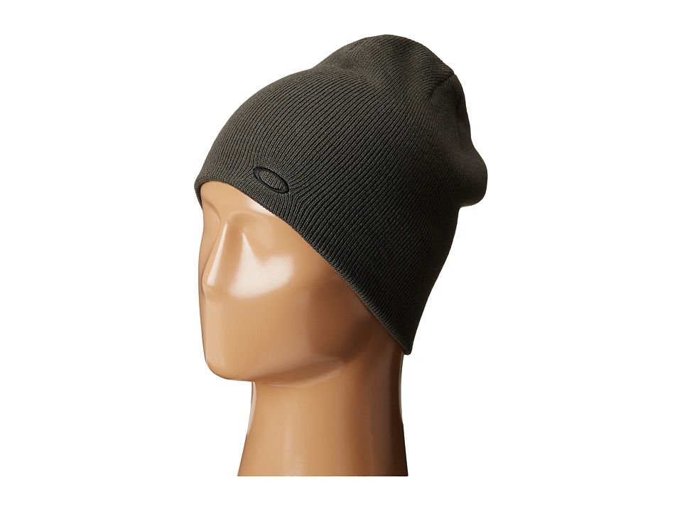 Oakley - Fine Knit Beanie (Shadow) Knit Hats