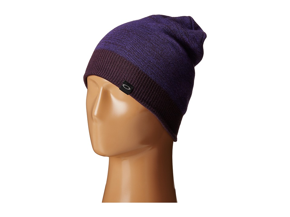 Oakley - V Rock Beanie (Purple Shade) Beanies