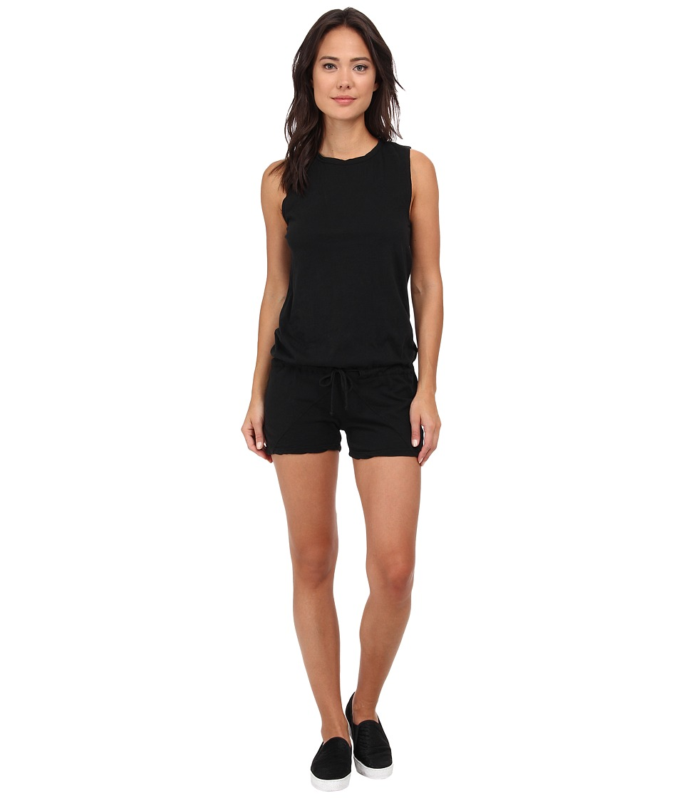 LNA - Porter Jumper (Black) Women's Jumpsuit & Rompers One Piece