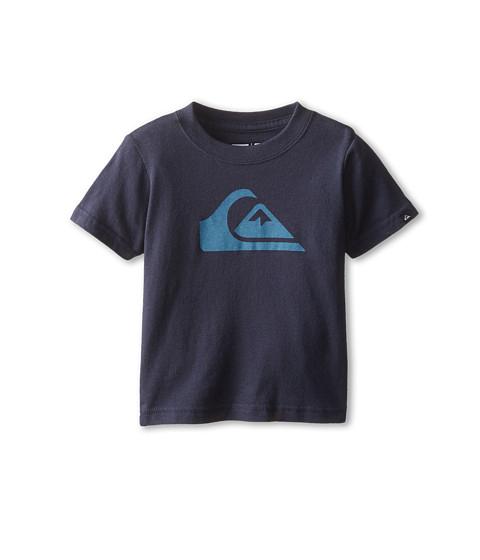 Quiksilver Kids - Everyday Logo Core (Infant) (Navy Blazer) Boy