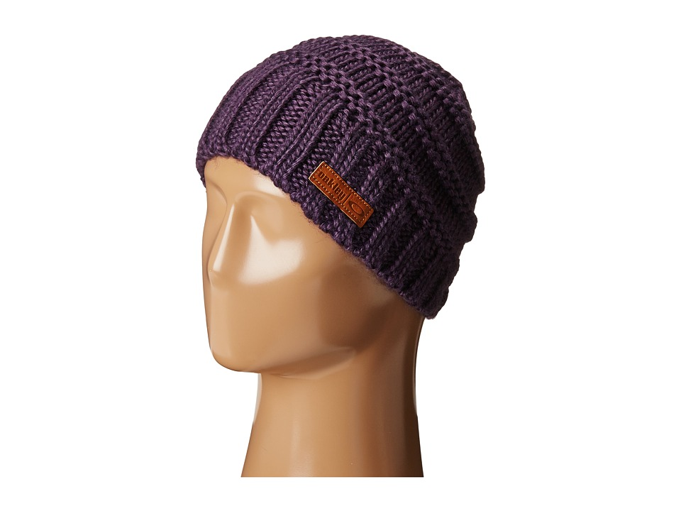 Oakley - Sunburst Beanie (Purple Shade) Beanies