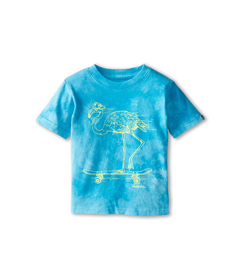 Quiksilver Kids - Rad Flamingo (Infant) (Hawaiian Ocean) Boy's T Shirt