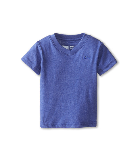 Quiksilver Kids - Daily (Infant) (Royal Blue Heather) Boy's T Shirt