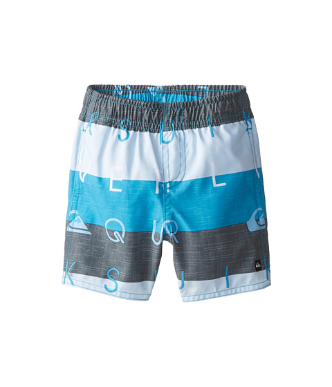 Quiksilver Kids - Letterpress VL (Infant) (Hawaiian Ocean) Boy's Shorts