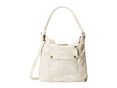 Vans - Dawn Treader Medium Bag (White) Handbags
