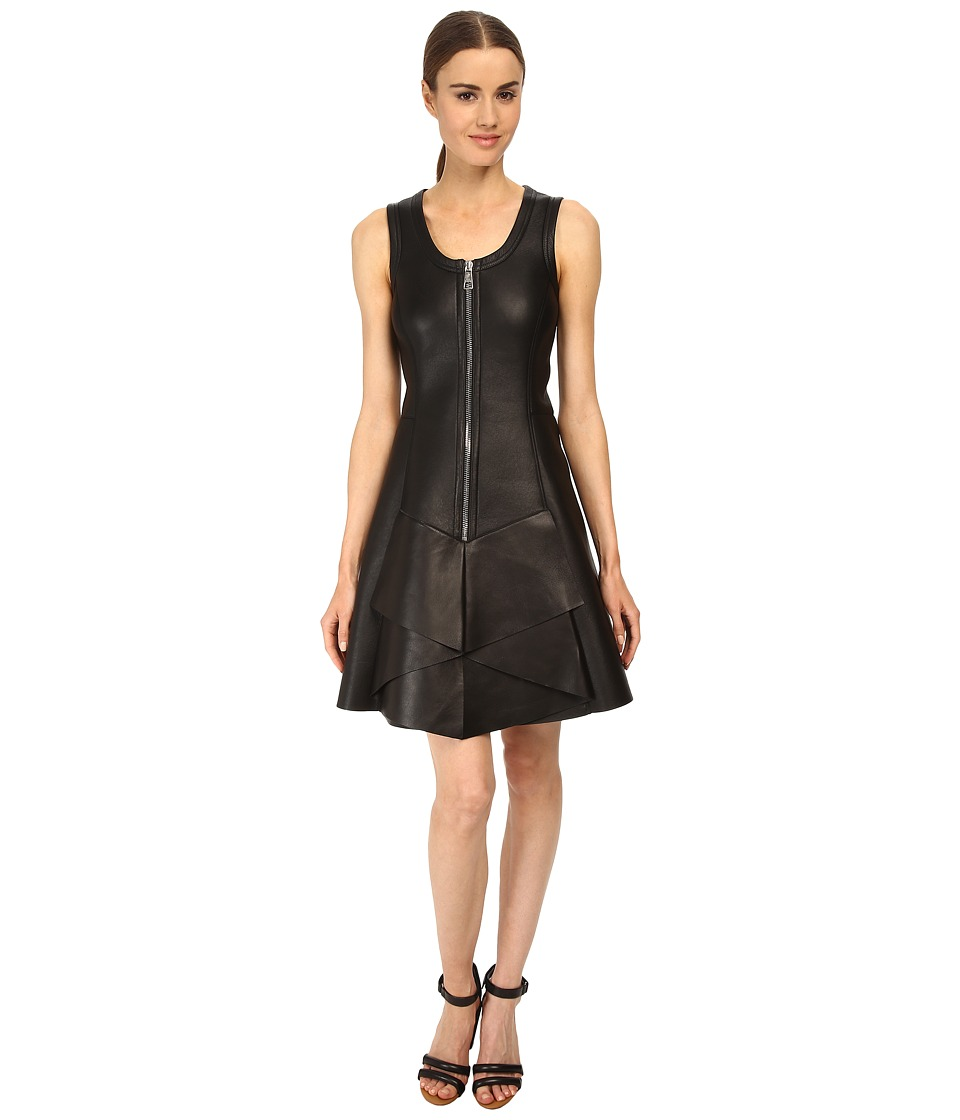 Neil Barrett - PNPE283 (Black) Women's Dress