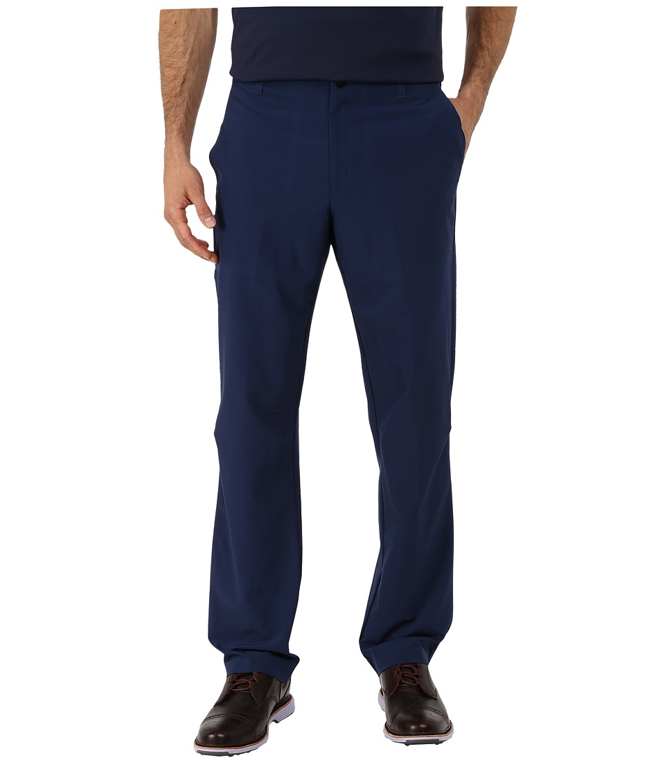 Nike Golf - Tiger Woods Adaptive Fit Pant (Midnight Navy/Metallic Silver) Men