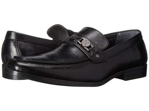 GUESS - Vinnie (Black) Men's Slip on Shoes
