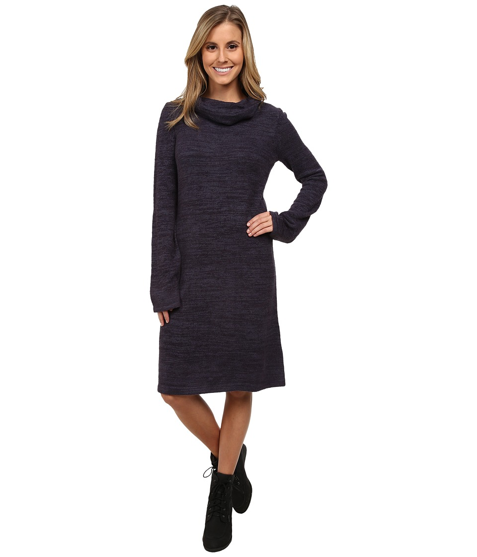 ExOfficio - Irresistible Caffe Dress (Meteor) Women