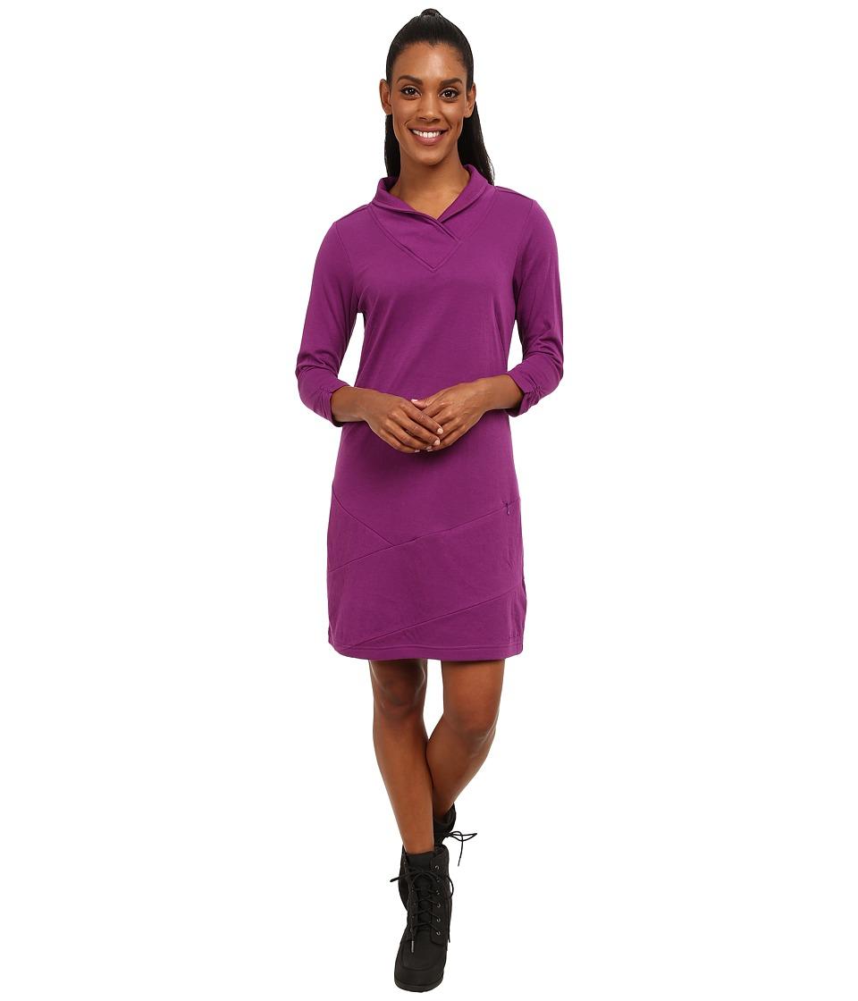 ExOfficio - Fionna 3/4 Sleeve Dress (Nouveau) Women