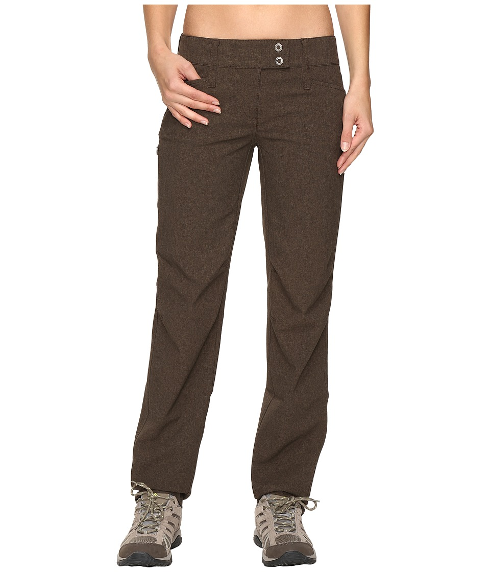ExOfficio - Ometti Pants (Cigar Heather) Women's Casual Pants