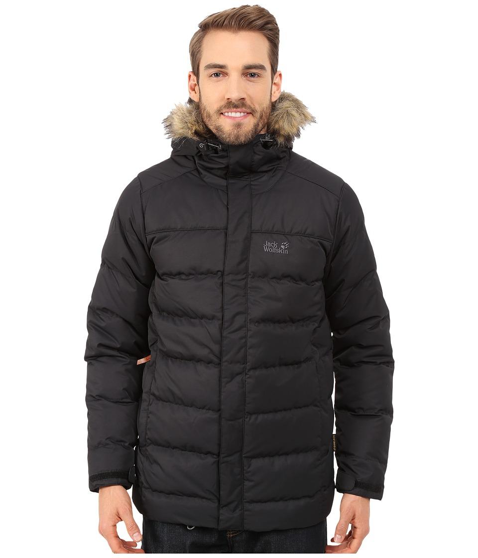Jack Wolfskin - Terrenceville Insulated Jacket (Black) Men