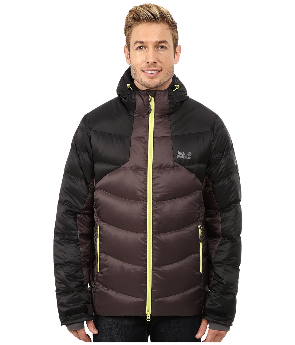 Jack Wolfskin - Svalbard II Down Jacket (Dark Steel) Men's Coat