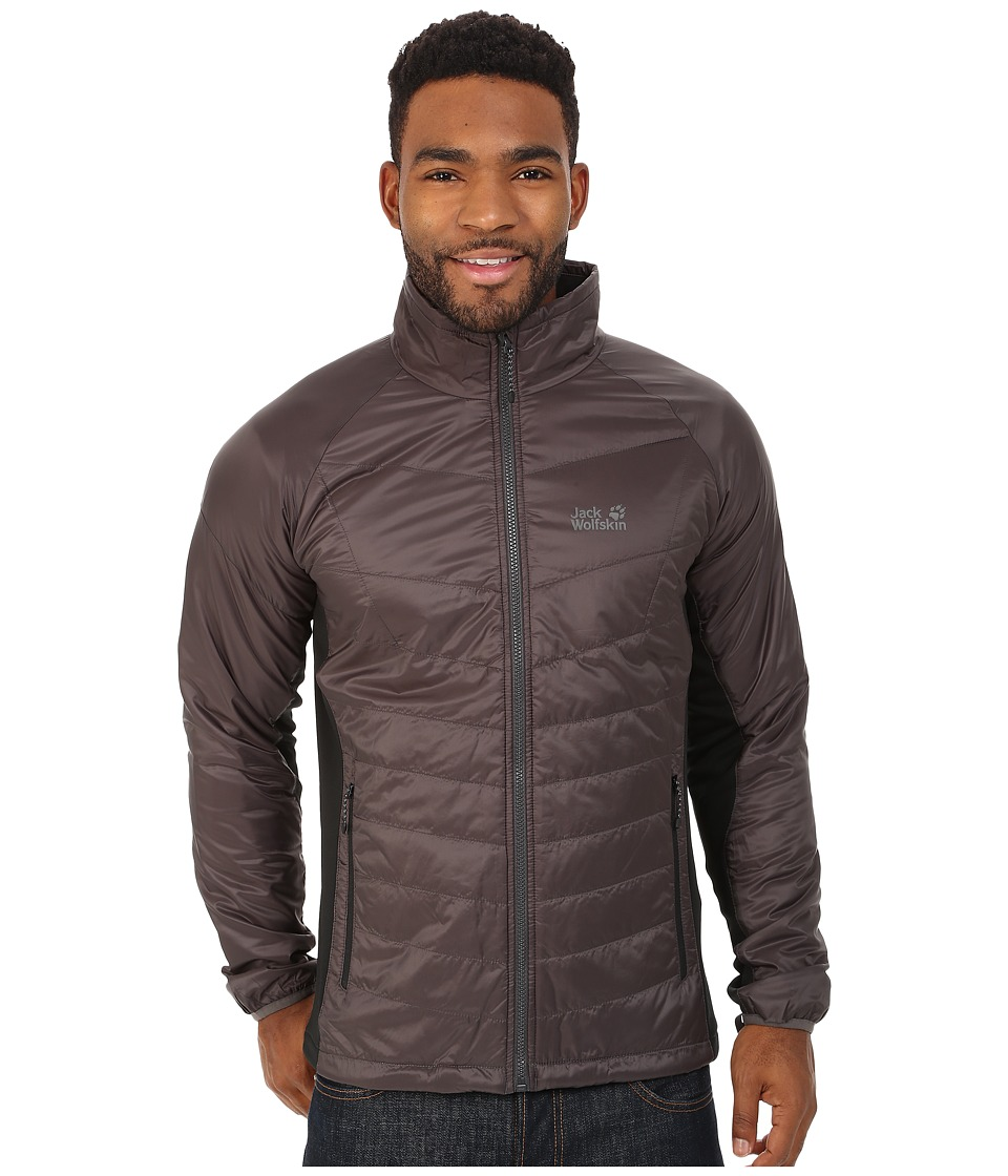 Jack Wolfskin - Thermosphere II Jacket (Dark Steel) Men's Coat