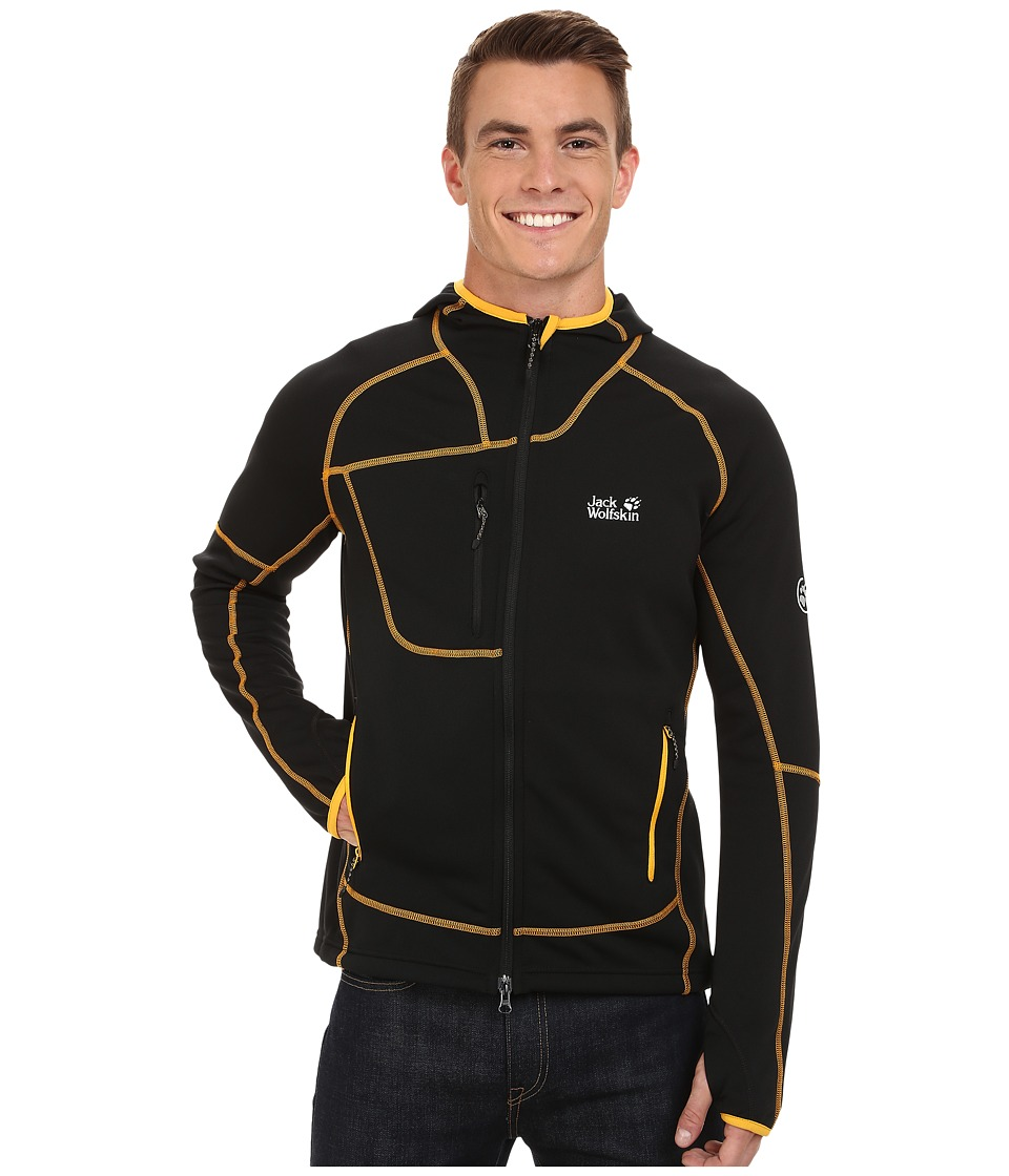 Jack Wolfskin Ionic Dynamic Jacket (Black) Men