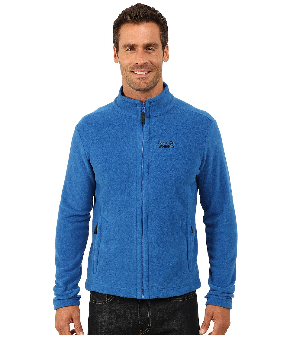 Jack Wolfskin - Moonrise Jacket (Classic Blue) Men's Coat
