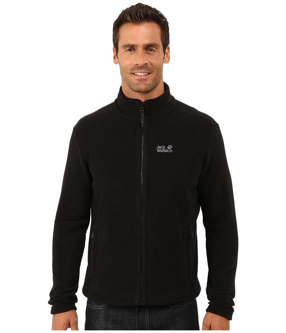 Jack Wolfskin - Moonrise Jacket (Black) Men's Coat