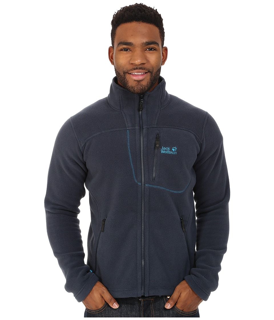 Jack Wolfskin - Vertigo Jacket (Night Blue) Men's Coat