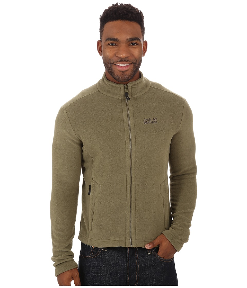 Jack Wolfskin Moonrise Jacket (Burnt Olive) Men