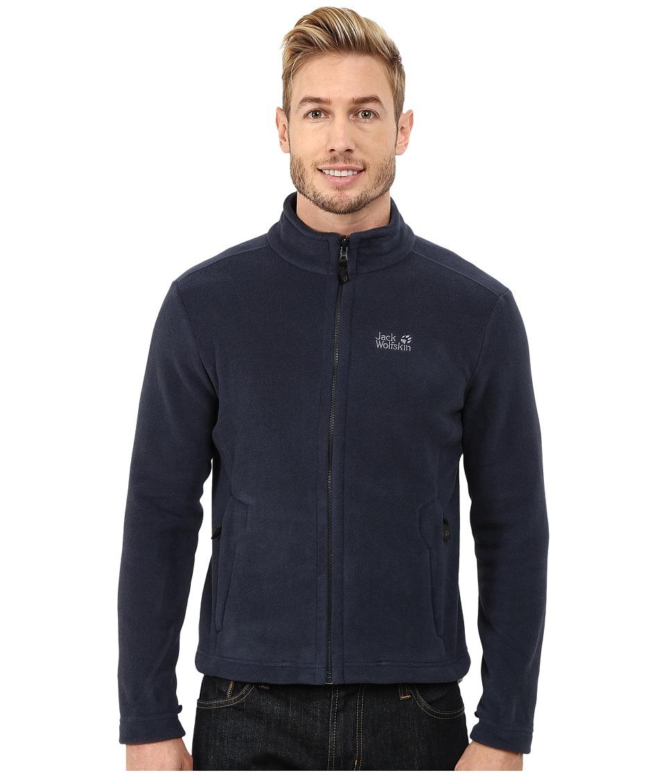 Jack Wolfskin - Moonrise Jacket (Night Blue) Men's Coat