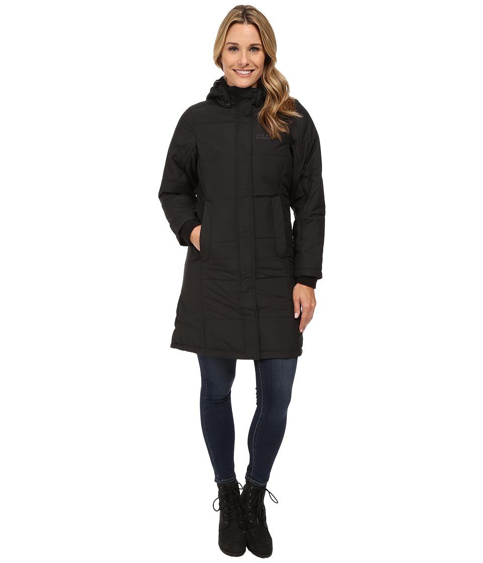Jack Wolfskin - Iceguard Coat (Black 2) Women's Coat