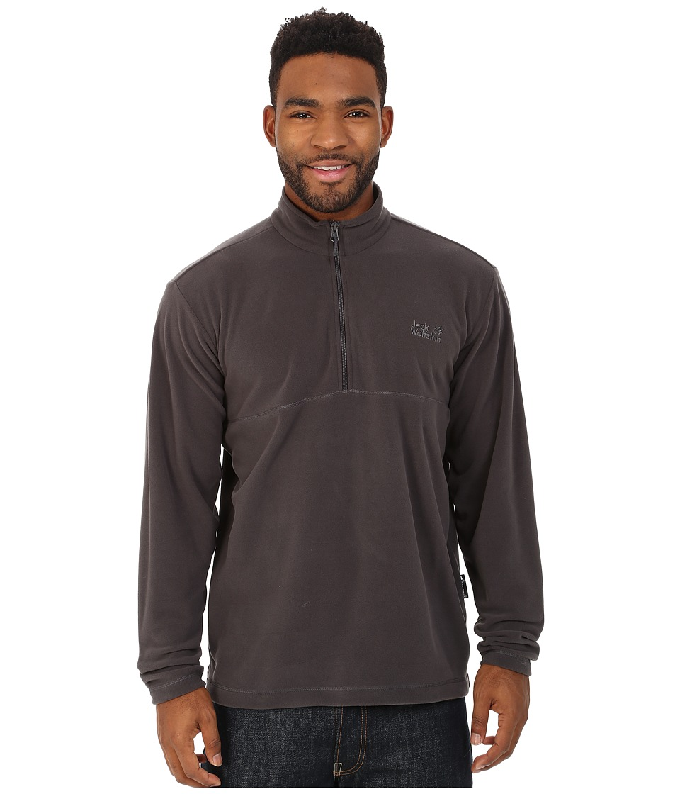 Jack Wolfskin - Gecko (Dark Steel) Men's Sweatshirt