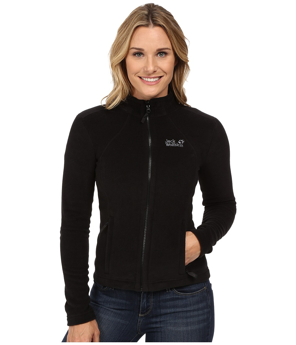 Jack Wolfskin - Moonrise Jacket (Black) Women's Coat