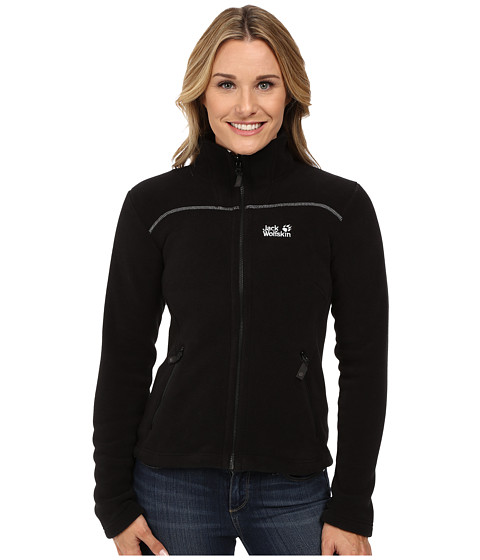 Jack Wolfskin - Vertigo Jacket (Black) Women's Coat