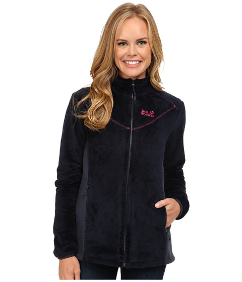 Jack Wolfskin - Caldera Jacket (Night Blue) Women's Coat
