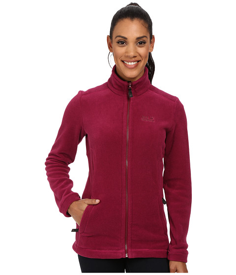 Jack Wolfskin - Midnight Moon (Wild Berry) Women's Jacket
