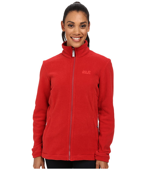 Jack Wolfskin - Midnight Moon (Indian Red) Women's Jacket