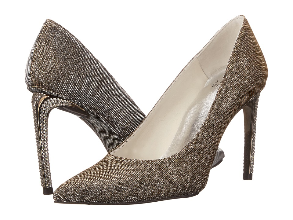 Stuart Weitzman Bridal & Evening Collection Amore (Pyrite Nocturn) High Heels