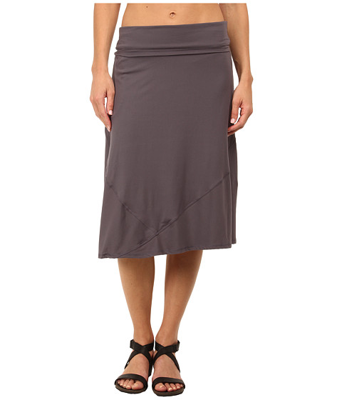 ExOfficio - Wanderlux Convertible Skirt (Meteor) Women's Skirt