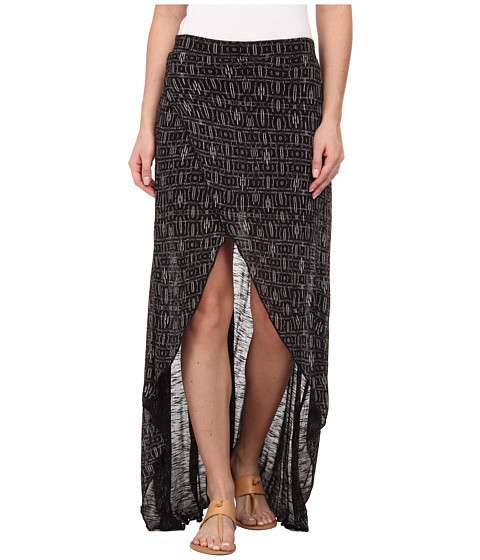 Billabong - Reason Why Maxi Skirt (Off Black) Women