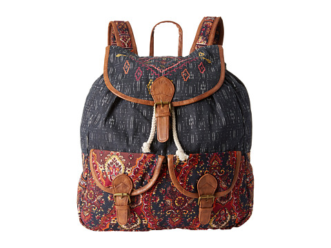 Billabong - Leonela Amour Backpack (Black) Backpack Bags