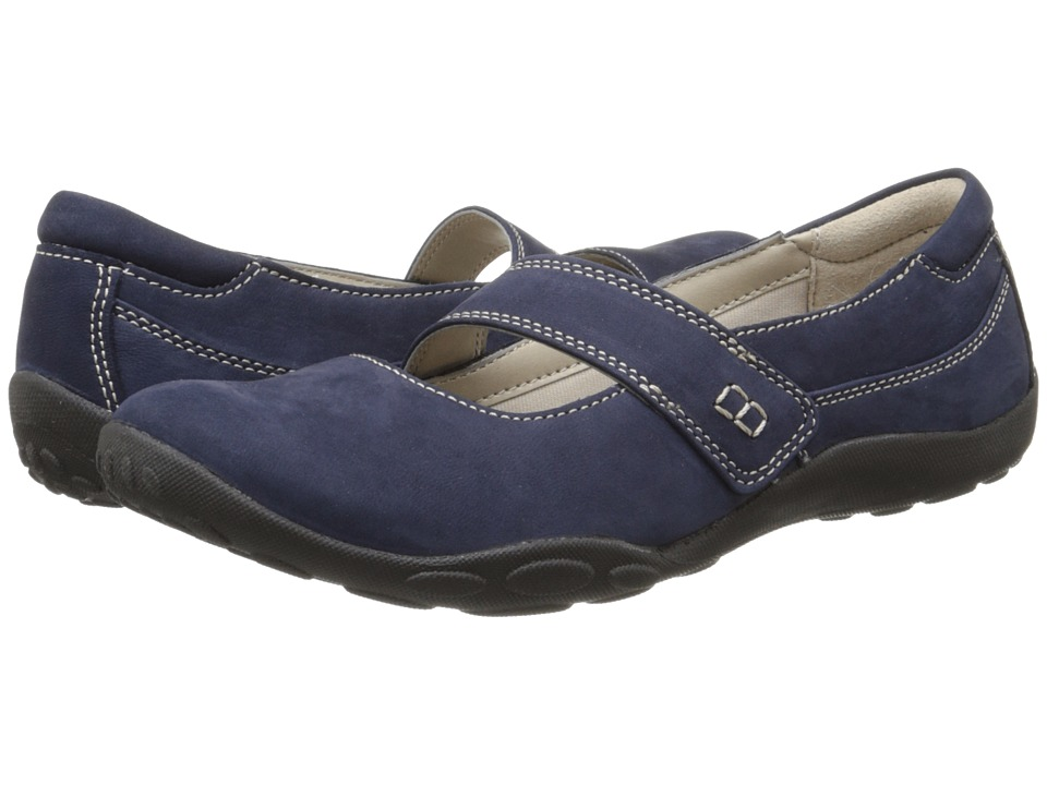 Clarks - Haley Skylar (Navy Nubuck) Women