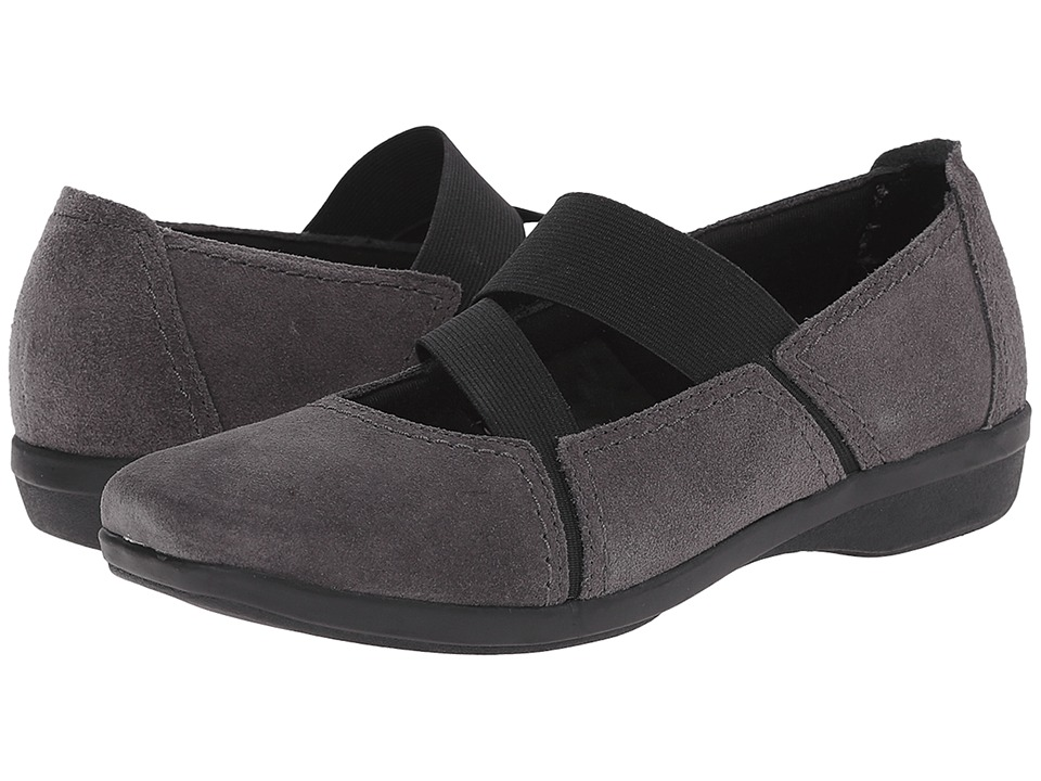 Clarks - Haydn Juniper (Grey Suede) Women's Shoes
