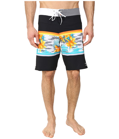 Billabong - Method Flash Boardshorts (Black) Men's Swimwear