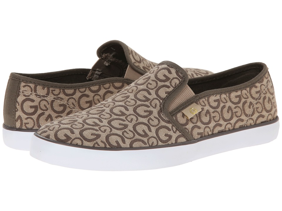 G by GUESS Malden 2 (Natural/Dark Brown/Natural) Women