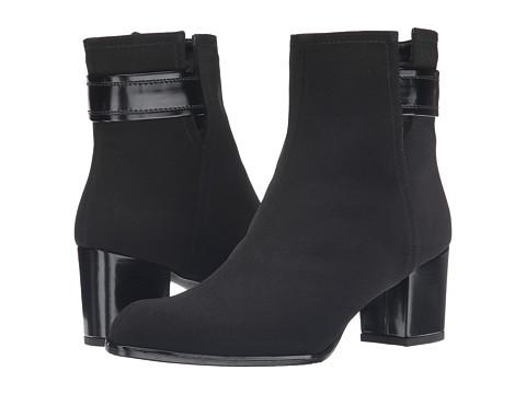 Stuart Weitzman - Antiaqua (Black Aquatex) Women's Dress Boots